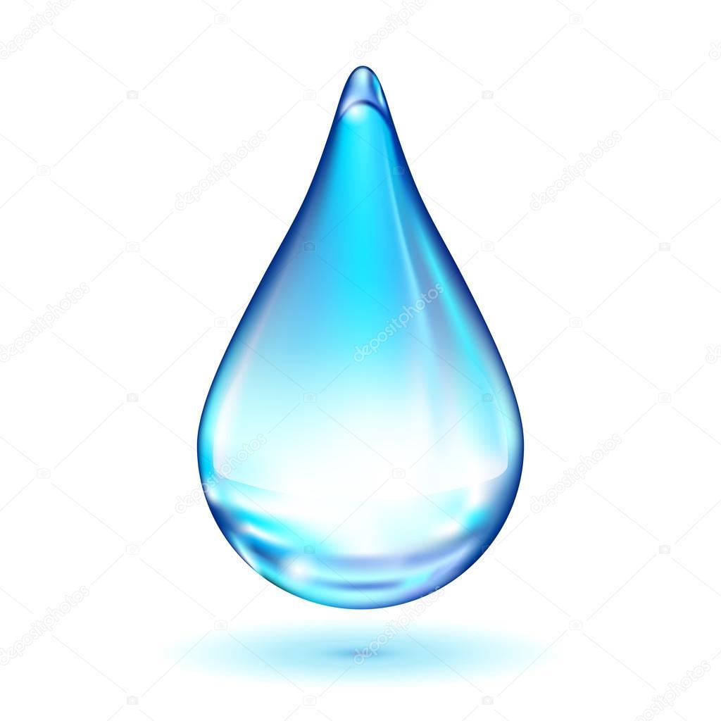 Картинка воды капельки