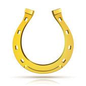 Vector Horseshoe — Stock Vector