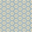 Arabic Seamless Pattern Background — Vector de stock