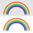 Vector Rainbow - Stock Vector