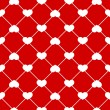Seamless heart pattern — Stockvektor #26865695