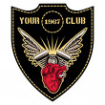 Motor club emblem — Stock Vector #49579471