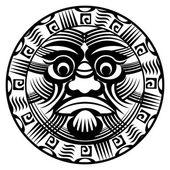 Polynesian tattoo — Stock Vector