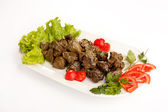 Dolma with tomato — Stock Photo