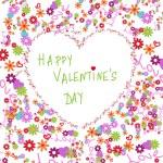 Valentine's card — Stock Photo #39534165