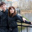 Couple of young — Stock Photo #9110754