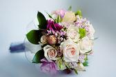 Bouquet de mariée de fleur — Photo