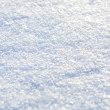 Background of fresh snow — Stock Photo