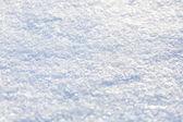 Background of fresh snow — Stock Photo