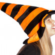 Large witches hat — Stock Photo #12133013