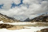 瑞士的阿尔卑斯山,贝尔尼纳通 — 图库照片
