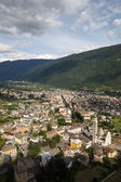 Tirano, itália — Foto Stock
