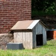 Dog house — Stock Photo #13361884