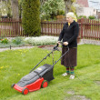 Lawnmower — Stock Photo #14412429