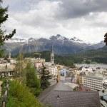 Постер, плакат: St Moritz Switzerland