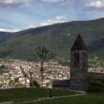 Tirano, Italy — Stock Photo #26041487