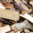 Chopped firewood — Stock Photo #29315883
