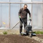 Garden cultivator — Stock Photo #30924889