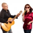 Musicians — Stock Photo #36039701