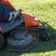 Lawnmower — Stock Photo #36843489