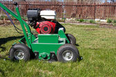 Lawn Aerator — Stock Photo