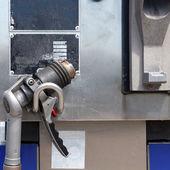 Auto gas filling gun — Stock Photo