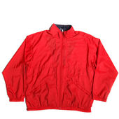 Red jacket — Stock Photo
