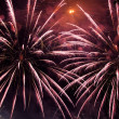 Firework at night — Stock Photo #46096689