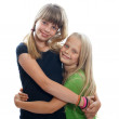 Young female friends — Stock Photo #48842449