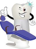 Dental hygiene — Stock Vector