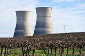 Centrale nucleare di rancho seco — Foto Stock