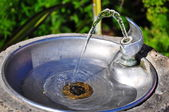 Drinking fountain — Stock Photo