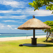 Perfect tropical vacation on idyllic bali island — Stock Photo