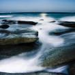 krajobraz wybrzeża Australii — Zdjęcie stockowe