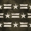Military stars background. Pride power strength — Stock Photo #30069809
