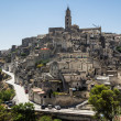 Royalty-Free Stock Photo: Panoramic view of Matera, Basilicata, Italy Town in the rock