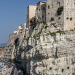 Tropea, beautiful city of Calabria, Italy - Stock Photo