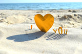 "Phrase ""I love you"" — Stock Photo"