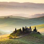 тосканский пейзаж — Стоковое фото