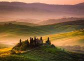 The Tuscan Landscape — Stock Photo