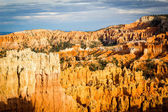 The Bryce Canyon National Park — ストック写真