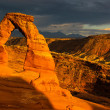Delicate Arch at Sunset — Stock Photo #44520347