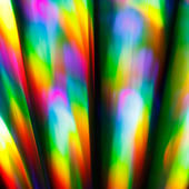 Colorful lights background — Stock Photo