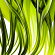 Abstract grass art — Stock Photo