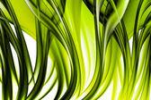 Abstract grass art — Stock Photo