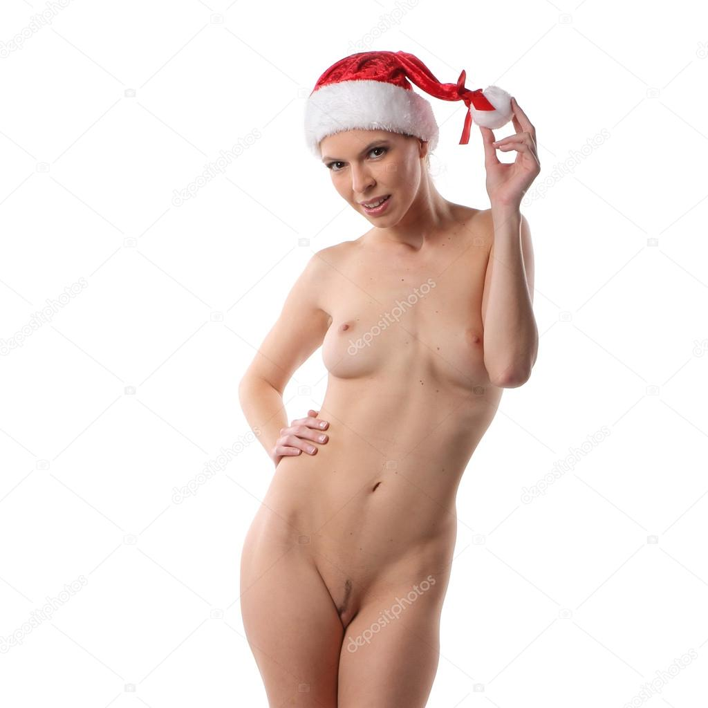 Wallpapers nude christmas
