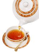 Een kopje thee — Stockfoto