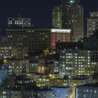 Stock Photo: Nob Hill SFrancisco Editorial Night View