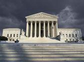 Supreme Court Storm — Stock Photo