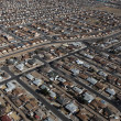 Albuquerque Homes Aerial — Stock Photo